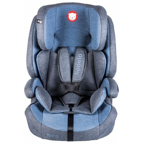 Fotelik 9-36 kg Nico blue (5902581652454)