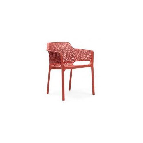 Nardi Krzesło net czerwone (8010352326750)