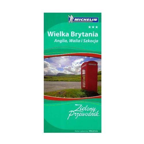 Michelin Wielka brytania anglia walia szkocja  promocja