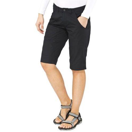 Lundhags laisan spodnie krótkie kobiety czarny 38 2017 szorty codzienne