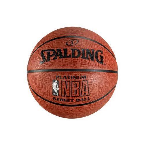 Spalding NBA PLATINUM Piłka do koszykówki braun