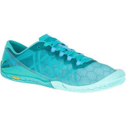 Merrell Vapor Glove 3 Buty do biegania Kobiety turkusowy 38,5 2018 Buty Barefoot i buty minimalistyczne, kolor niebieski