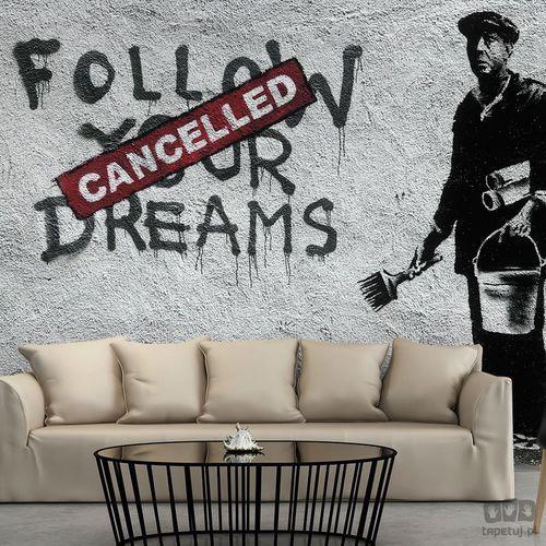 Fototapeta Dreams Cancelled (Banksy) f-B-0005-a-a, f-B-0005-a-a