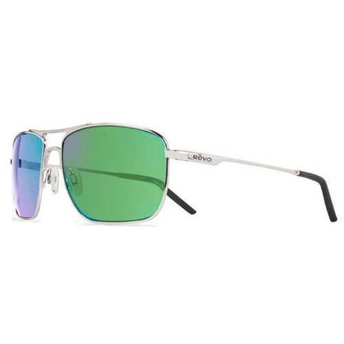 Okulary słoneczne re3089 groundspeed serilium polarized 04 gn marki Revo