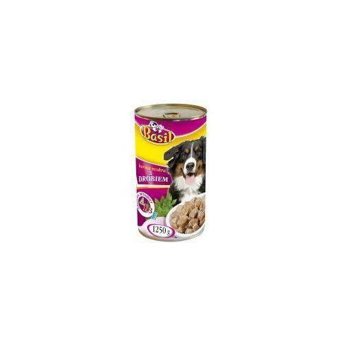 Hp Karma dla psa z drobiem basil 1250g (5906731505300)