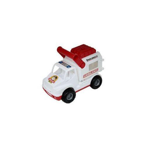 ConsTruck, ambulans, samochód ratunkowy