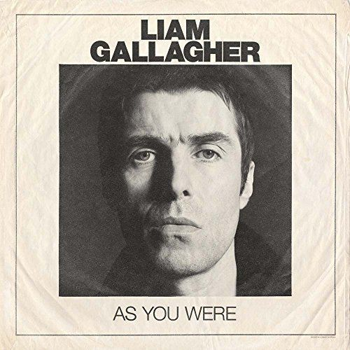 Warner music Liam gallagher - as you were