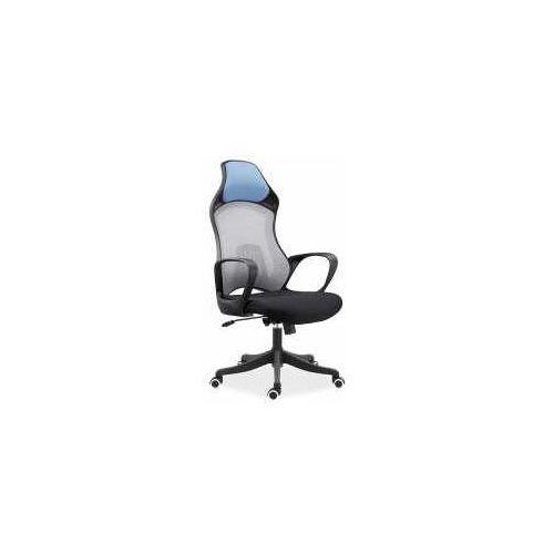 Signal meble Fotel q-218 czarno-szary - zadzwoń i złap rabat do -10%! telefon: 601-892-200
