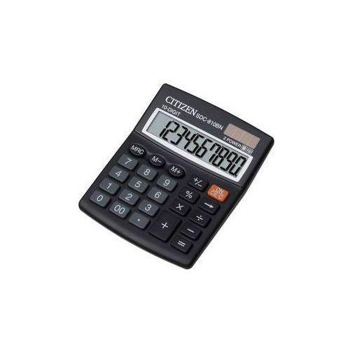 Kalkulator sdc-810bn (sdc-810bn) czarna marki Citizen