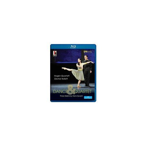 Dance & Quartet - Three Ballets By Heinz Spoerli, Salzburg Festival 2012, 108077
