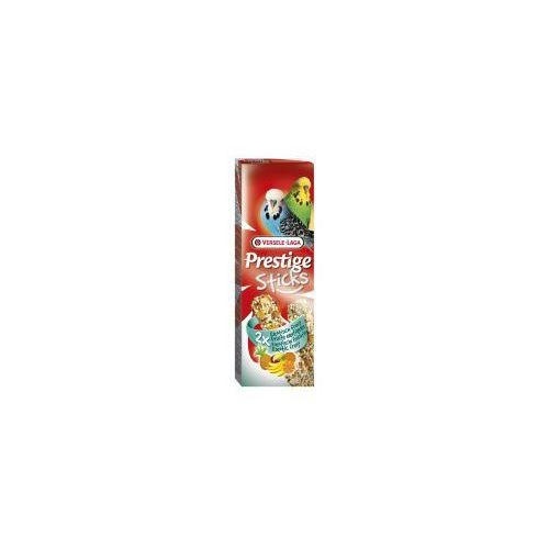 VERSELE-LAGA Prestige Sticks Budgies Exotic Fruit 60 g Kolby Owocowe Dla Papużek Falistych- RÓB ZAKUPY I ZBIERAJ PUNKTY PAYBACK - DARMOWA WYSYŁKA OD 99 ZŁ