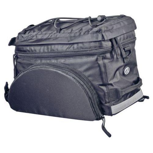 Author 15-000004 torba na bagażnik a-n441, 15l czarna