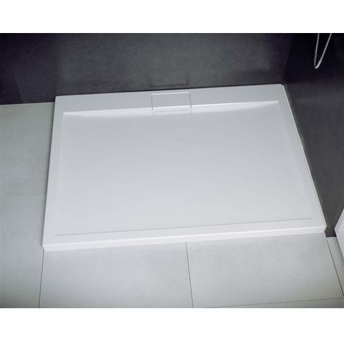 Brodzik prysznicowy akrylowy, prostokątny 80x120 axim marki Besco