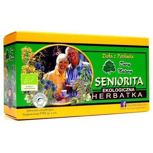 SENIORITA EKO - herbata ekspresowa - Dary Natury (5902741002570)