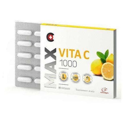 MAX Vita C 1000 x 15 kapsułek