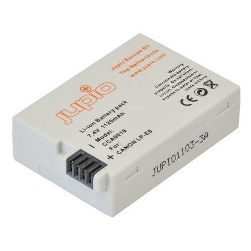 Jupio Akumulator cca0020v2 canon lp-e8/nb-e8