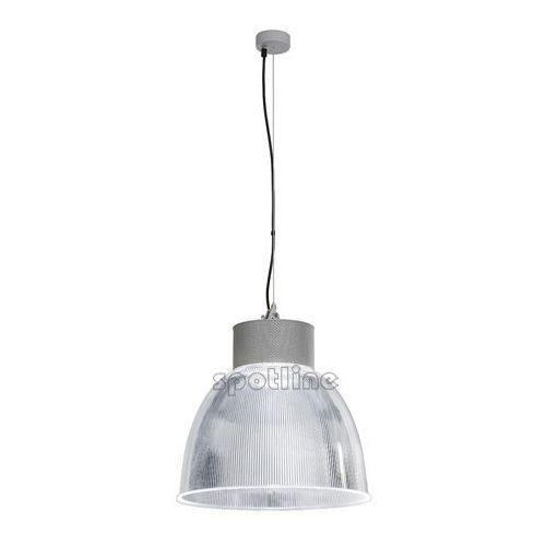 Spotline Lampa wisząca zwis para multi dlmi 1x27w led 4000 k srebrnoszara 165221