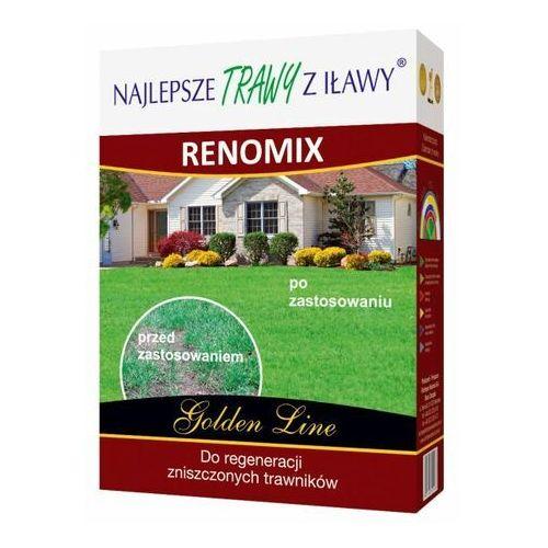 Najlepsze trawy z iławy Trawa renowacja mix 1 kg