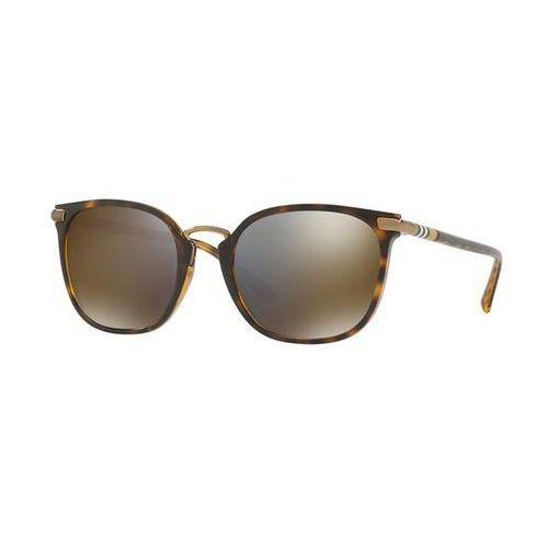 Okulary słoneczne be4262 30024t marki Burberry
