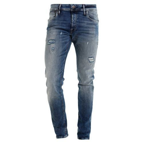 jjiglenn jjoriginal jos jeansy slim fit blue denim, Jack & jones