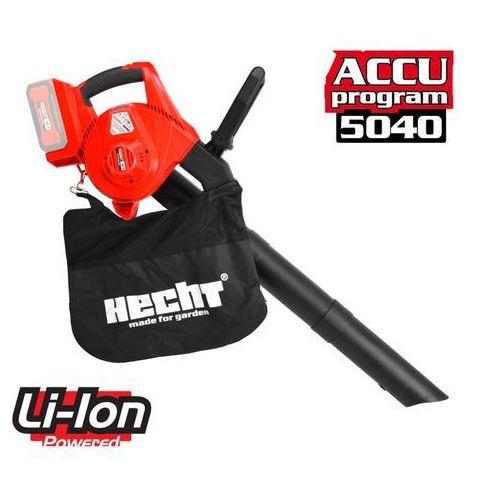 akumulatorowy odkurzacz do liści 9440 marki Hecht - OKAZJE