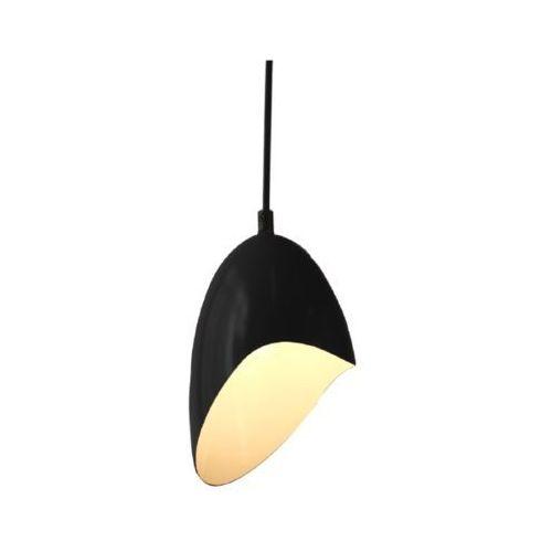 Spotlight Lampa wisząca jensen 1390104 metalowa oprawa zwis czarna (5901602330562)