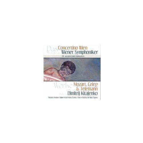 Flutenkonzert / Violinkonze - produkt z kategorii- Muzyka klasyczna - pozostałe
