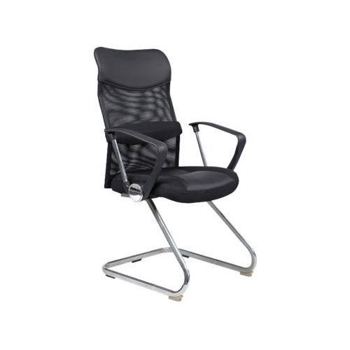 Fotel, krzesło biurowe Q-030 czarny