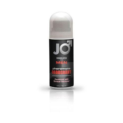 System jo Dezodorant z feromonami - phr deodorant men women 75 ml mężczyzna-kobieta