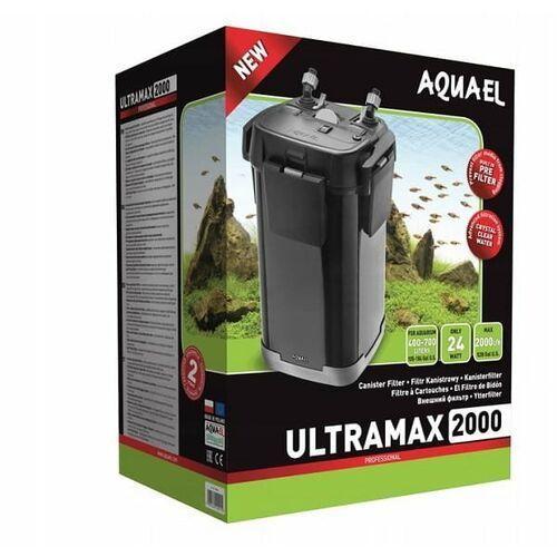 Aquael filtr zewnętrzny ultramax 2000 nr kat. 120666