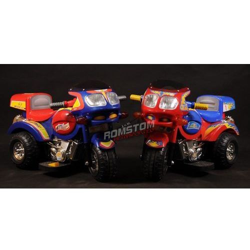 Motocykl EC01, motorek dla dzieci na akumulator Arkus&Romet