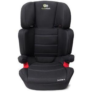 Fotelik samochodowy  junior plus czarny + darmowy transport! marki Kinderkraft