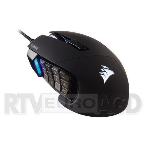 Mysz CORSAIR Scimitar RGB Elite Czarny DARMOWY TRANSPORT