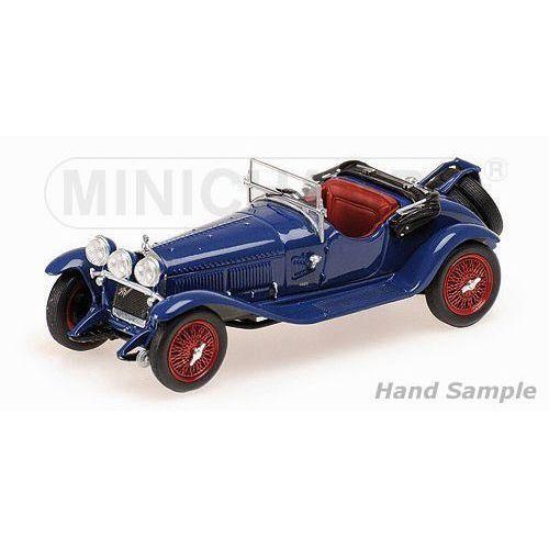 MINICHAMPS Alfa Romeo 6C 1750 G.S. 1930 z kategorii Pozostałe modelarstwo