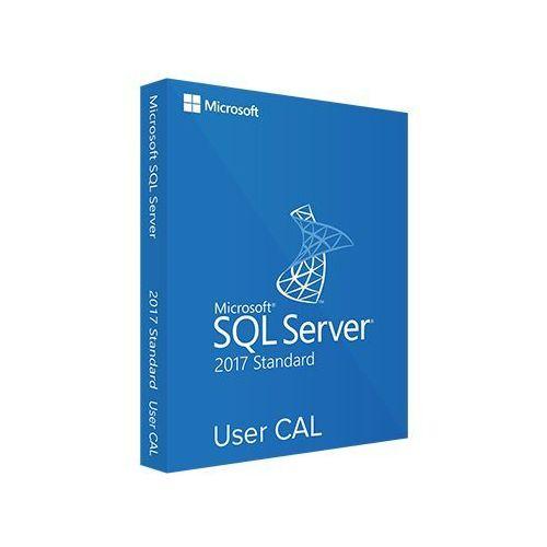 Microsoft Sql server 2017 user cal 32/64 bit