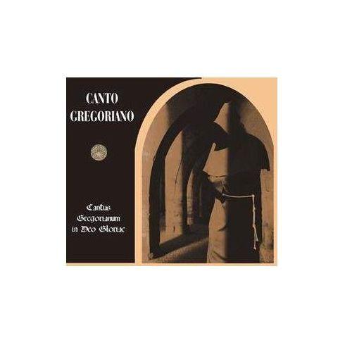Fonografika Cantus gregorianum...
