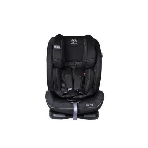 Kinderkraft  fotelik gravity, black (5902021216321)