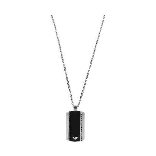 Emporio armani Naszyjnik egs1921040 oryginalna biżuteria ea
