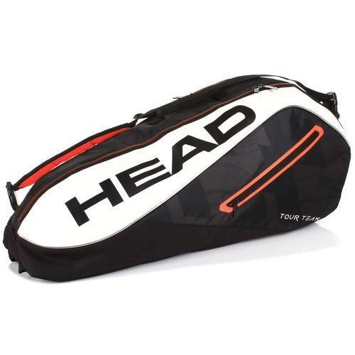 Head tour team 6r combi black/white