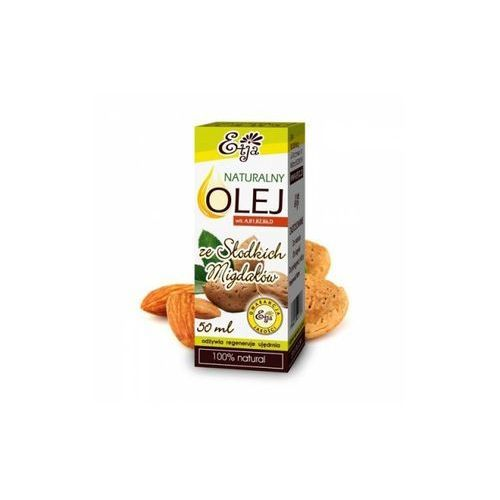 Etja Naturalny olej ze słodkich migdałów 50ml, ETJA