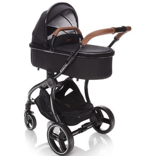 Zopa wózek dziecięcy mystic, black noir/brown (8595114469727)