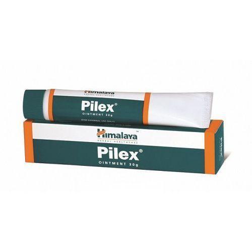 Pilex - maść do stosowania w dyskomforcie okolic odbytu 30 g marki Himalaya