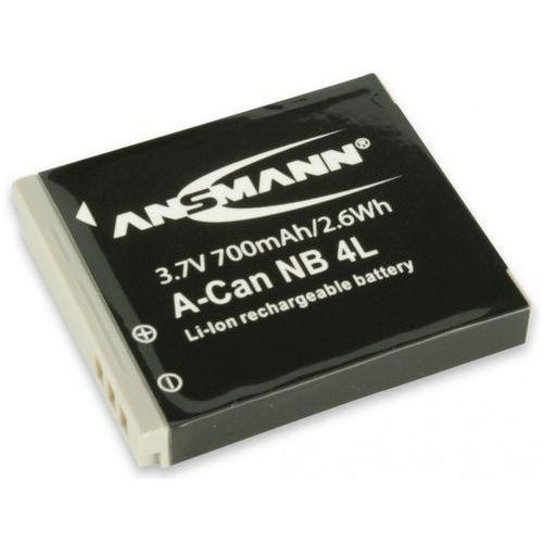 Ansmann Akumulator do canon a-can nb 4l (700 mah)