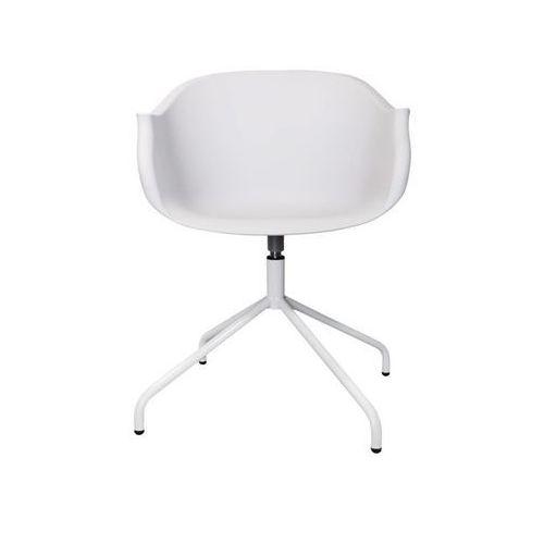 D2.design Krzesło roundy white - biały