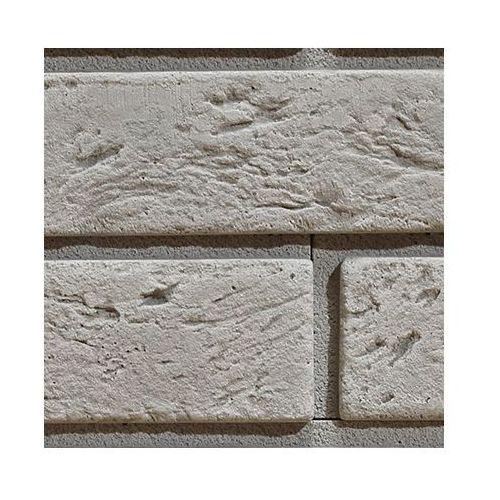 Cegły - kamień elewacyjny / dekoracyjny z fugą boston 4 moonlight marki Stegu