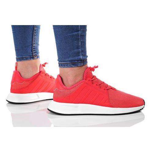 adidas Originals X_PLR Tenisówki i Trampki core pink/white, kolor czerwony