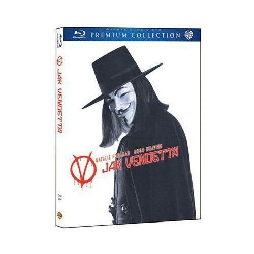 V jak Vendetta (Blu-Ray), Premium Collection - James McTeigue (7321996117019)