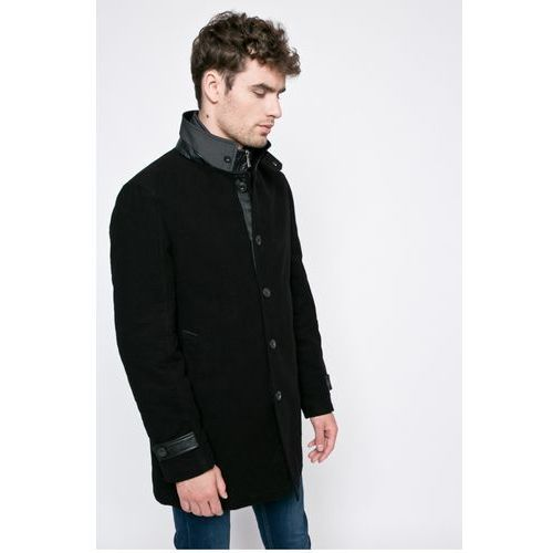 - płaszcz marki Trussardi jeans