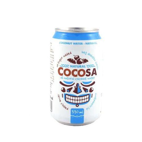 Diet food Woda kokosowa n/gaz 330 ml cocosa (5906395147984)