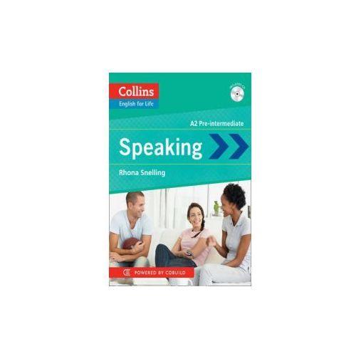 Speaking. A2 Pre-intermediate + CD (9780007497775)